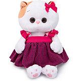 Мягкая игрушка Budi Basa Кошечка Ли-Ли BABY в сарафане, 20см