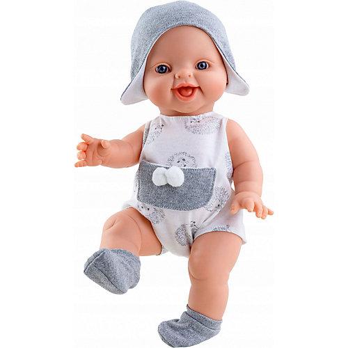 "Кукла Paola Reina ""Горди"" Бруно, 34 см от Paola Reina"