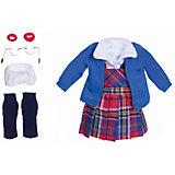 Одежда для куклы Paola Reina Кэрол школьница, 32 см