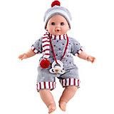 Кукла Paola Reina Алекс, озвученная, 36 см