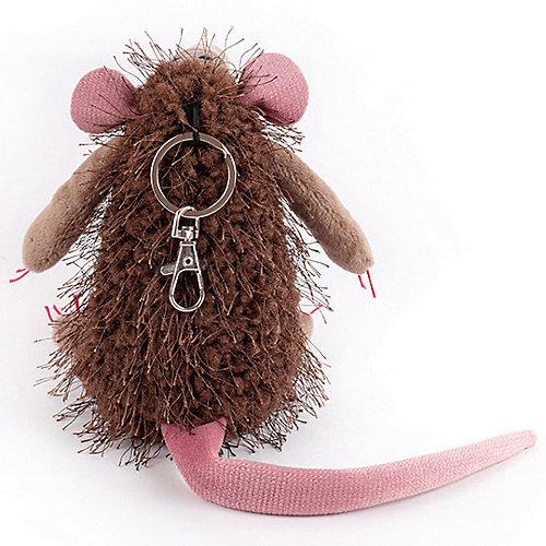 Мягкая игрушка Budi Basa Крыса Брелок Бо, 13 см от Budi Basa