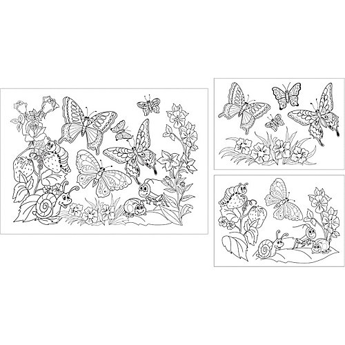 "Набор для творчестваMAGNETICUS ""Сад с бабочками"" от Magneticus"