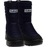 Утеплённые сапоги Gulliver