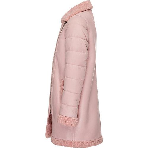 Пуховик Gulliver - розовый от Gulliver