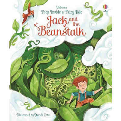 Peep Inside a Fairytale - Jack & the Beanstalk