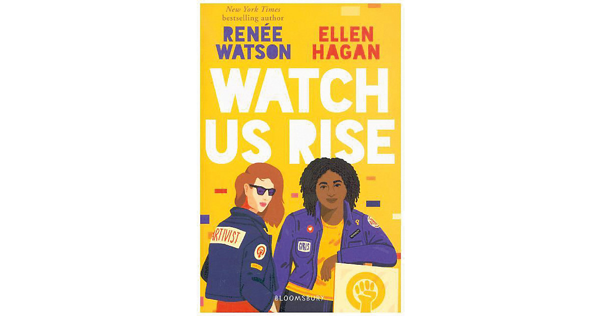 Buch - Watch Us Rise