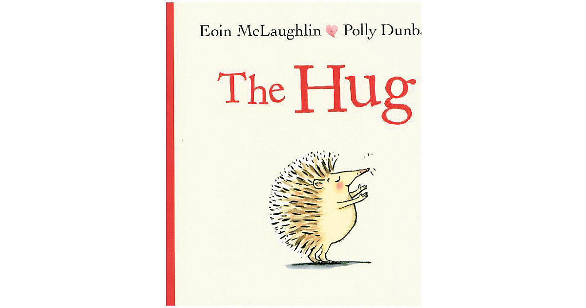 Buch - The Hug