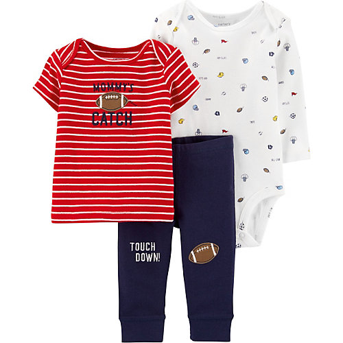 Комплект для новорожденного Carter's - красный от carter`s