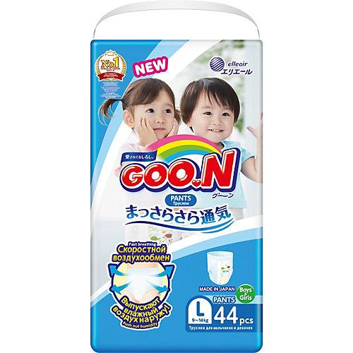 Подгузники-трусики Goon унисекс L 9-14 кг. 44 штуки от Goon