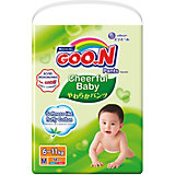 Подгузники-трусики Goon Cheerful Baby M 6-11 кг. 54штуки