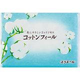 Бумажные платочки Elleair Cotton Feel упаковка 6 шт