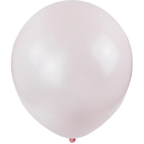 Воздушные шары Macaroon, 100 шт, strawberry - красный от Globos Payaso