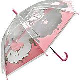 """Зонт детский Mary Poppins """"Принцесса"""", 48 см, полуавтомат (прозрачный)"""