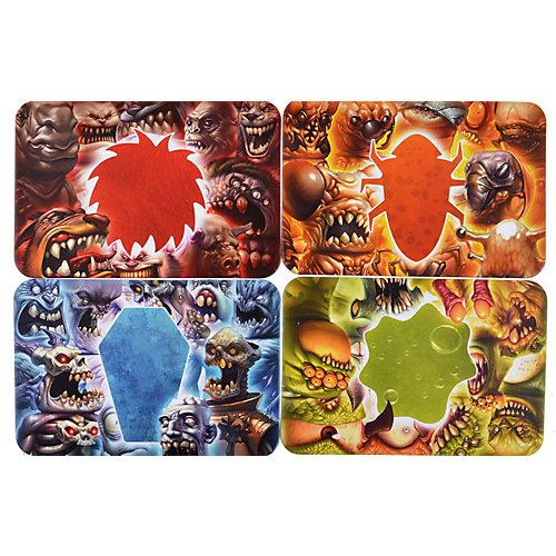 """Комплект настольных игр Magellan """"Кошмариум: расширенное издание, данетки: страсти-мордасти"""" от Магеллан"""