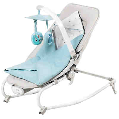 Babywippe FELIO, light blue