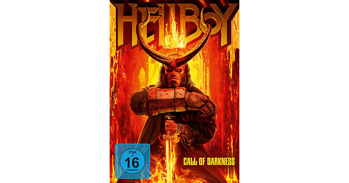 DVD Hellboy - Call of Darkness Hörbuch