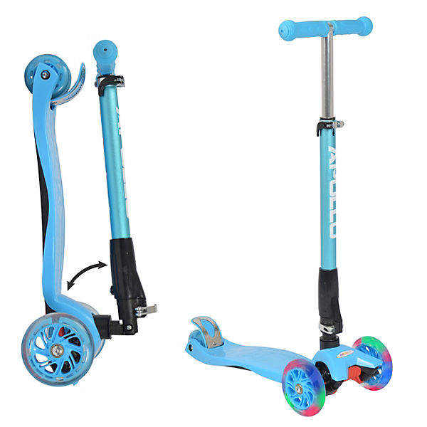 LED Kinderscooter Kids Whiz