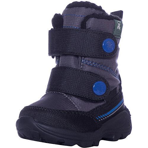 Утепленные ботинки Kamik Pep - черный от Kamik
