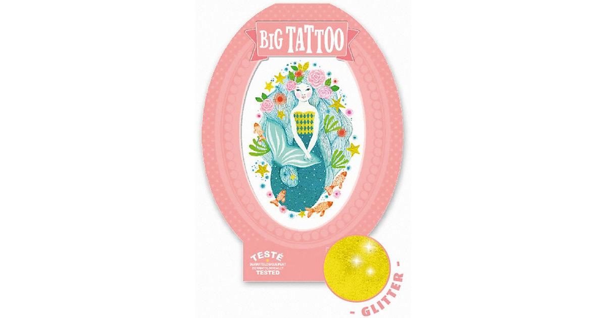 Big tattoo- Aquablau
