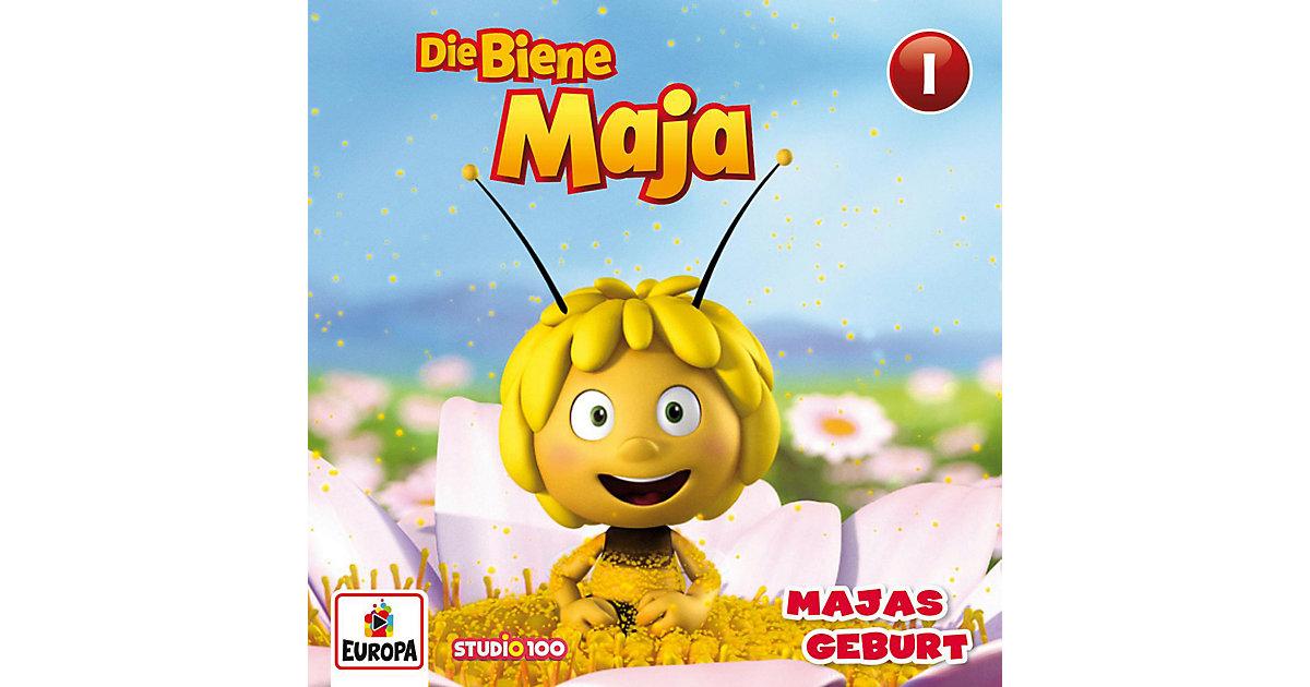 CD Die Biene Maja 1 - Majas Geburt Hörbuch