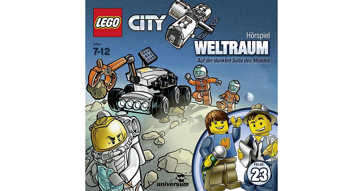 CD LEGO City 23 - Weltraum Hörbuch