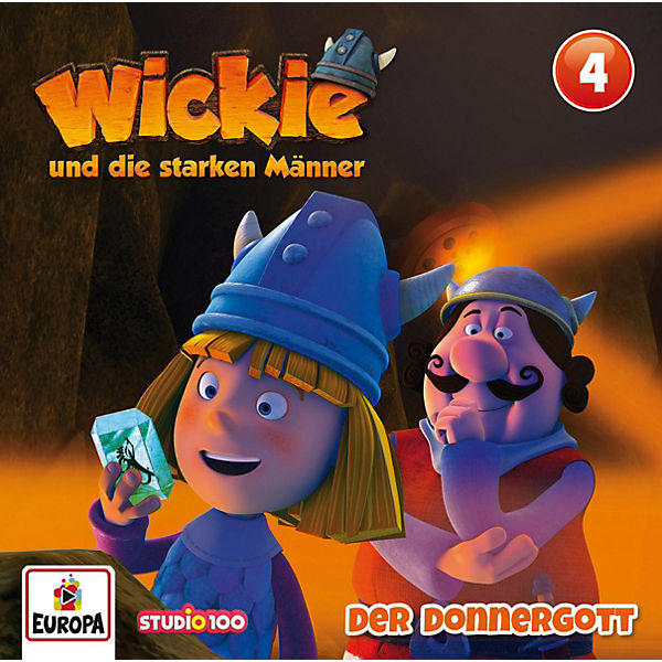CD Wickie 4 - Der Donnergott