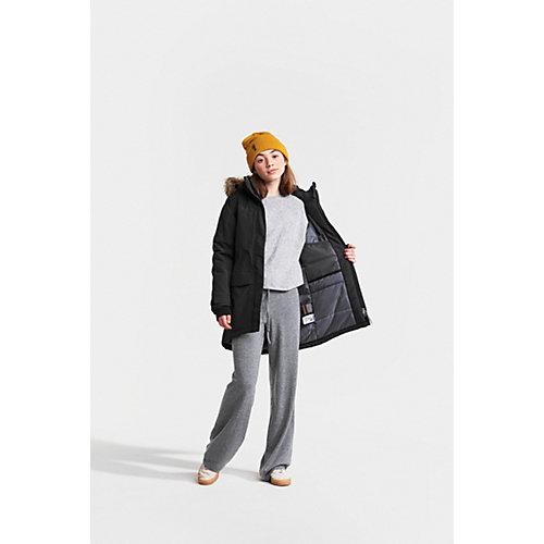 Утеплённая куртка Didriksons Jamila - черный от DIDRIKSON