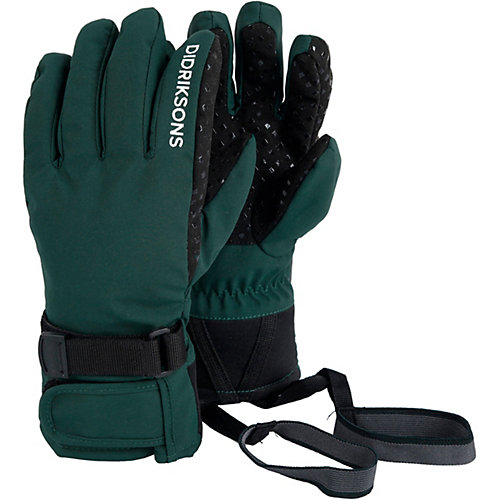 Перчатки Didriksons Five - хаки от DIDRIKSON
