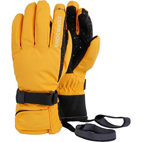 Перчатки Didriksons Five - желтый от DIDRIKSONS1913