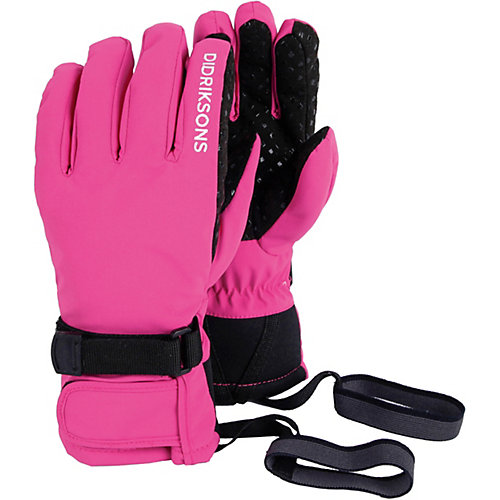 Перчатки Didriksons Five - розовый от DIDRIKSONS1913