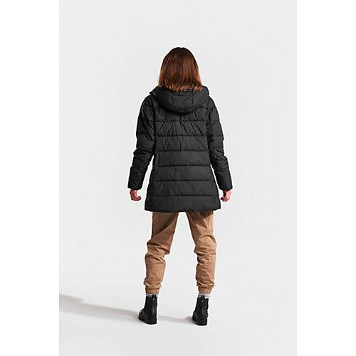 Утеплённая куртка Didriksons Turin - черный от DIDRIKSON