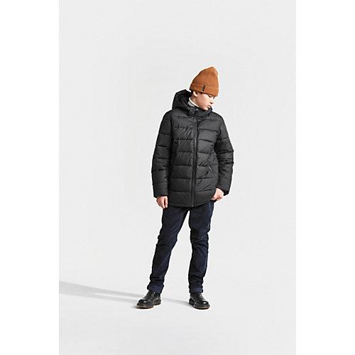 Утеплённая куртка Didriksons Valetta - черный от DIDRIKSON