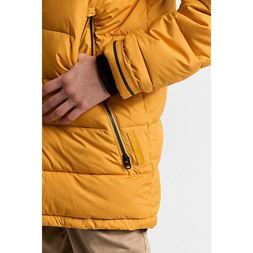 Утеплённая куртка Didriksons Valetta - желтый от DIDRIKSON