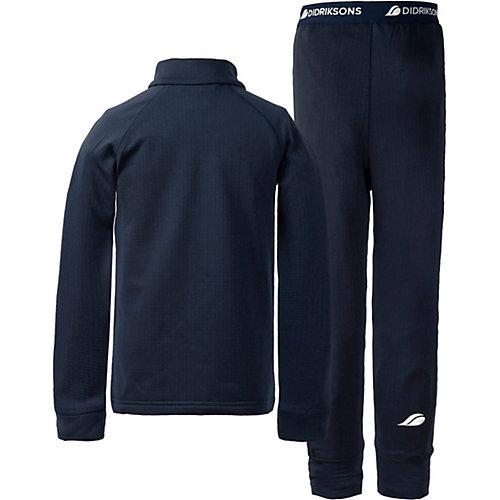 Комплект Didriksons Jadis: свитшот и брюки - синий от DIDRIKSONS1913