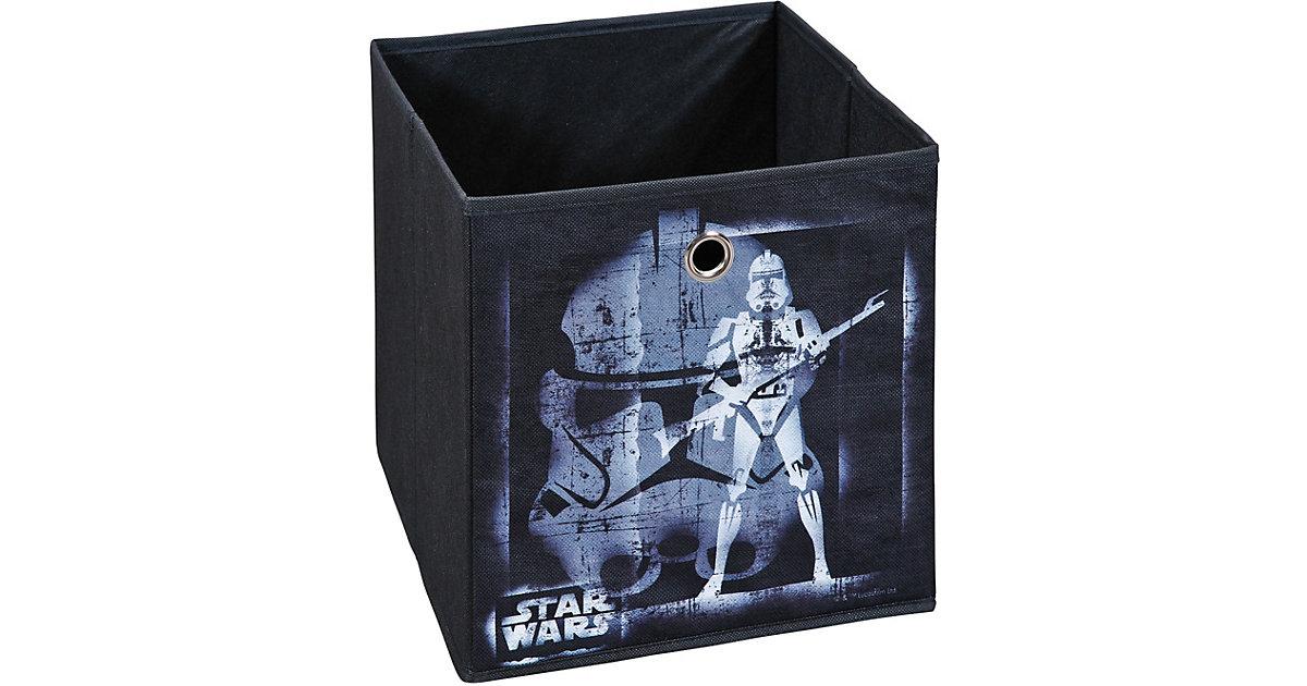 Image of Aufbewahrungsbox Star Wars, schwarz