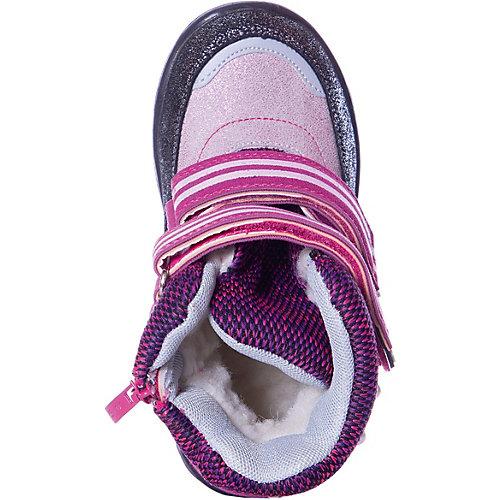 """Утепленные ботинки """"М+Д"""" - розовый от М+Д"""