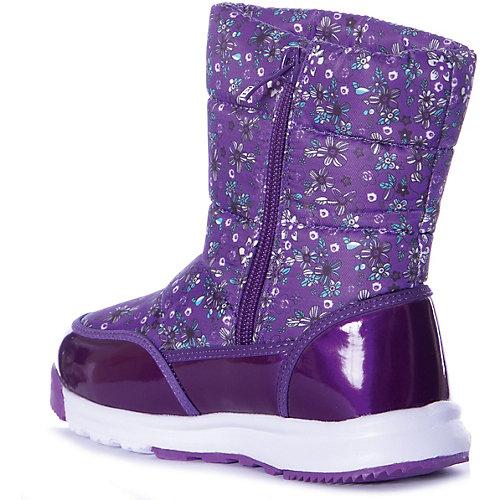 Дутики BiKi - фиолетовый от BiKi