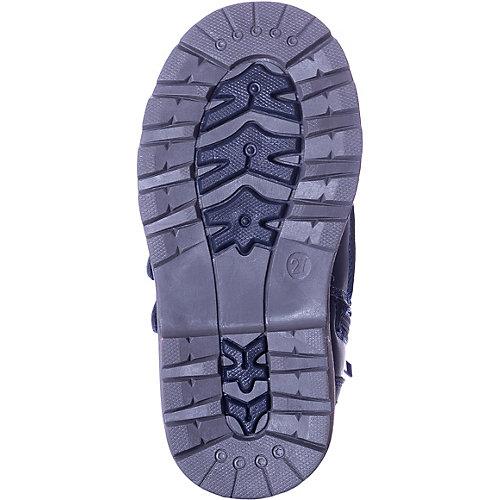 Утепленные ботинки Tom&Miki - темно-синий от Tom&Miki