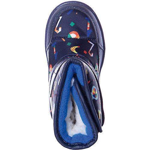 Утепленные сапоги Tom&Miki - темно-синий от Tom&Miki