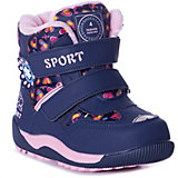 """Утепленные ботинки """"Счастливый ребенок"""""""