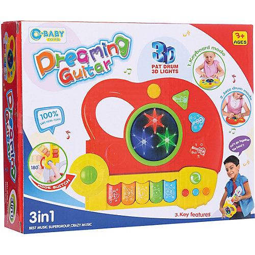 Развивающая игрушка Junfa Гитара от Junfa Toys