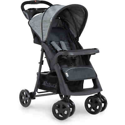 Buggy Shopper Neo II, Melange grey/charcoal