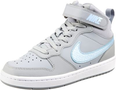 Sneakers High COURT BOROUGH MID 2 für Jungen, Nike Sportswear
