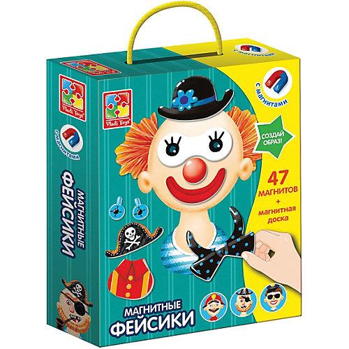 """Магнитная игра Vladi toys """"Фэйсики"""""""