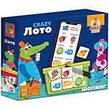 """Настольная игра Vladi toys """"Crazy Лото"""""""