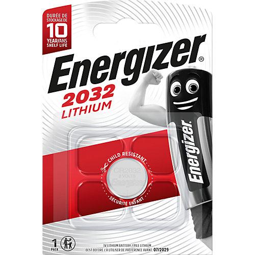 "Батарейки литиевая Energizer ""Lithium"", тип CR2032, 3V, 2 шт"