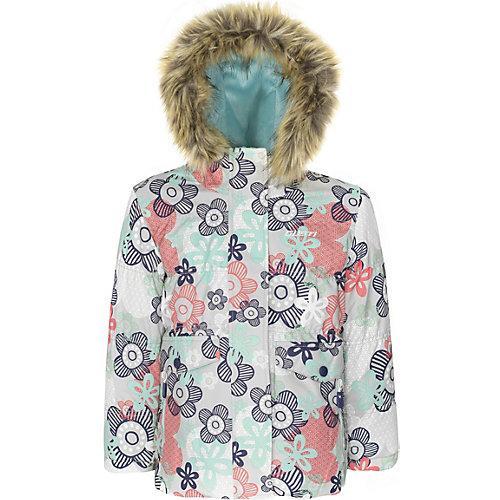 Комплект Gusti: куртка и полукомбинезон - светло-серый от Gusti
