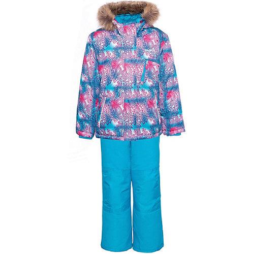 Комплект (куртка, полукомбинезон) GUSTI - фуксия от Gusti