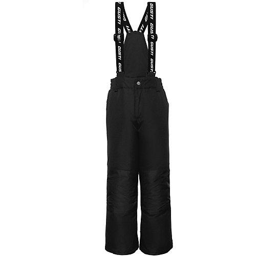 Комплект (куртка, полукомбинезон) GUSTI - черный от Gusti