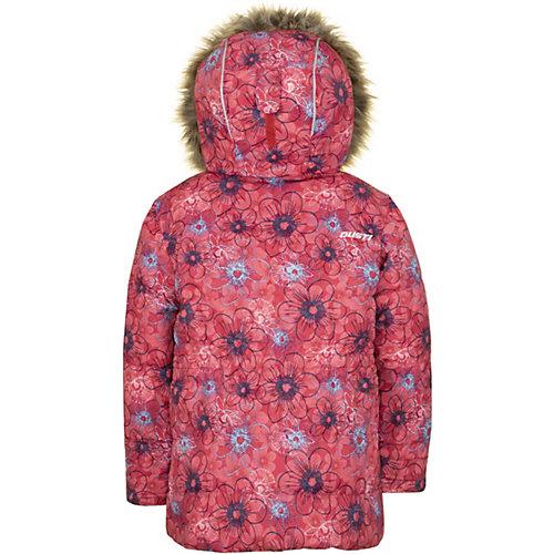 Комплект Gusti: куртка и полукомбинезон - фуксия от Gusti